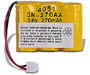 59768 - Cordless Phone Battery for AT&T/Lucent Bell South Conair Pacific Bell Pactel and Sanyo Models