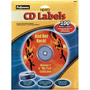 99941 - CD/DVD Matte Finish Labels
