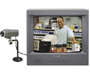 CSM-1410 - 14'' Color 4-Channel Sequential Observation System with 1 Camera