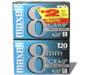 P6-120 GX-M/2 - GX-MP 8mm Metal Particle Videocassette