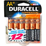 AA12 DURACELL - AA Alkaline Battery Value Retail Pack