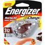AC-312EZ8 - EZ Change Hearing Aid Batteries