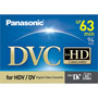 AY-DVM63HD - HD miniDV Videocassette