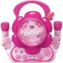 BAR502 - Barbie Floweroake Sing-A-Long CD Player