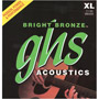 BB20X - Bright Bronze Acoustic Guitar Strings