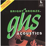 BB30L - Bright Bronze Acoustic Guitar Strings