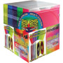 CD-392 - Multi-Color Double Slim Jewel Cases