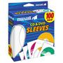 CD-402 - White CD/DVD Sleeves
