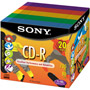 CDQ-80LDA3/20 - 48x Write-Once CD-R for Data with Extreme Sports Design