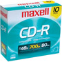 CDR-700/48MX - 48x Write-Once CD-R for Data