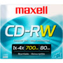 CDRW-700MX - 4x Rewritable CD-RW for Data
