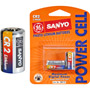 CR2-2 SANYO - CR2 Photo Lithium Battery Retail Pack