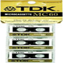 D-MC60U3 - Microcassette Multi-Pack
