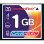 DA-CF-1024-R - 1GB CompactFlash Memory Card