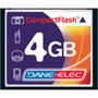 DA-CF-4096-R - 4GB CompactFlash Memory Card
