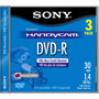 DMR-30/3PK - 8cm Write-Once DVD-R for Camcorders
