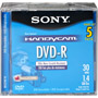 DMR-30/5 - 8cm Write-Once DVD-R for Camcorders