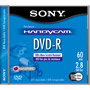 DMR-60 DS - 8cm Double-Sided DVD-R for Camcorders