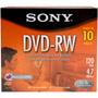 DMW-47/10 - Rewritable DVD-RW