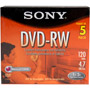 DMW-47/5 - Rewritable DVD-RW