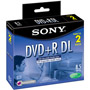 DPR-85L1/2 - 2.4x Write-Once Double-Layer DVD+R