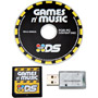 DUS0203-I - Game N' Music for Nintendo DS Lite