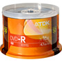 DVD-R47FCB/50 - 16x Write-Once DVD-R Spindle