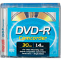 DVD-R CAM/3PK - 8cm Write-Once DVD-R Removable Disc for DVD Camcorders
