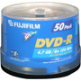 DVD-R FUJI/50 - Write-Once DVD-R Spindle