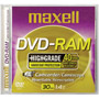 DVD-RAMHG - Rewritable High Grade DVD-RAM for DVD Camcorders