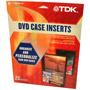 DVDI-25W - DVD Movie Box Inserts