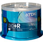 DVD+R47FCB/50 - 16x Write-Once DVD+R Spindle