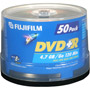 DVD+R FUJI/50 - Write-Once DVD+R Spindle