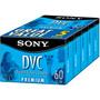 DVM-60 PR/5 - Premium-Grade miniDV Videocassette