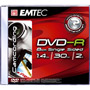 EKOVPR144SLN - 2x Write-Once Camcorder DVD-R mini