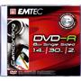 EKOVPR1452SLN - 2x Write-Once Camcorder DVD-R mini