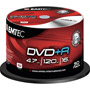EKOVPR475016CB - 16x Write-Once DVD+R