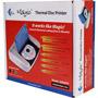 EZDMTP - Magic DVD/CD Thermal Printer & Cartridges