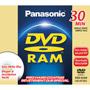 LM-AF30U - 8cm Rewritable DVD-RAM for Camcorders