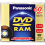 LM-AF60U - 8cm Double-Layer DVD-RAM for Camcorders