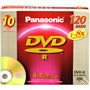 LM-RF120MU10 - Write-Once DVD-R Disc