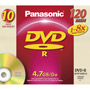 LM-RF120MU20 - Write-Once DVD-R Disc
