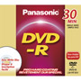 LM-RF30V - 8cm Write-Once DVD-R for Camcorders
