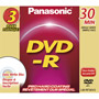 LM-RF30V3 - 8cm Write-Once DVD-R for Camcorders