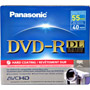 LM-RF55LV - 8cm Double-Layer DVD-R for Camcorders