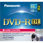 LM-RF55LV2 - 8cm Double-Layer DVD-R for Camcorders