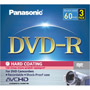 LM-RF60V3 - 8cm Write-Once DVD-R for Camcorders