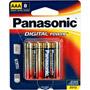LR-03GA/8B - High-Capacity AAA Alkaline Batteries for Digital Electronics