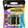 LR-14GA/2B - High-Capacity Alkaline Battery Retail Packs