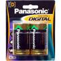 LR-20GA/2B - High-Capacity D Cell Alkaline Batteries for Digital Electronics